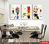 Триптих студии ALMI Handicraft [комплект из 3-х картин] (PCT-02)