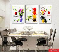 Триптих студии ALMI Handicraft [комплект из 3-х картин] (PCT-02), фото 1