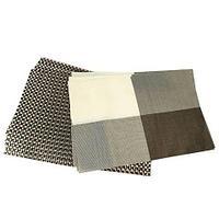 Комплект из 6-ти сервировочных ковриков на обеденный стол (В крупную клетку), фото 1
