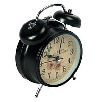 Часы-будильник в винтажном стиле «Flower Beautiful» (Кремовый), фото 1