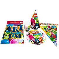 Набор аксессуаров для детского праздника из 32 предметов (Фиксики), фото 1