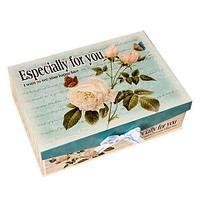 Набор подарочных коробок  «Especially for you» [3 шт.]