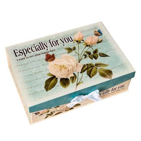 Набор подарочных коробок «Especially for you» [3 шт.] - фото 1