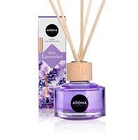 Парфюм для дома с ротанговыми палочками AROMA HOME (Lavender (Лаванда))