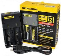 Зарядное устройство интеллектуальное Nitecore Intellicharger (i2)