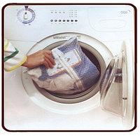 Сетка-мешок на молнии для деликатной стирки белья [30х40 см], фото 1