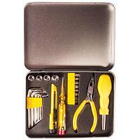Набор инструментов в железном кейсе [21 предмет] (TM-2052)