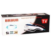 Отпариватель-щетка ручной для одежды BRAUN 328