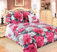 Комплект постельного белья из бязи «Пионы» Текс Дизайн, фото 1