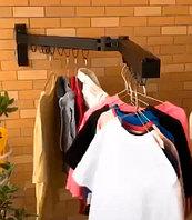 Вешалка-сушилка настенная складная FOLD Clothes Hanger, фото 1
