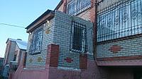 Решетки на балкон и на окна на заказ