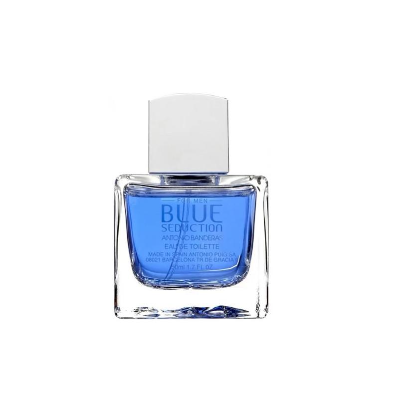 Туалетная вода Antonio Banderas Blue Seduction (Оригинал - США)