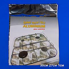 """Защитное покрытие для газовых плит """"Aluminium"""""""