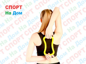 Кольцо-тренажер (круг) для йоги, пилатеса и фитнеса, фото 2