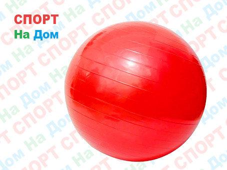 Мяч для фитнеса фитбол 65 см Marque Gym Ball (цвет красный), фото 2