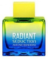 Туалетная вода Antonio Banderas Radiant Seduction Blue 100ml (Оригинал - США)