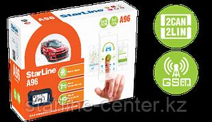 Автомобильная сигнализация StarLine A97 3CAN+4LIN GSM-GPS