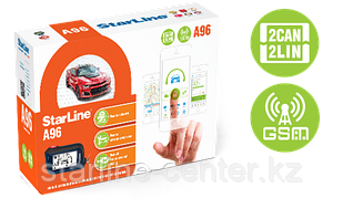Автомобильная сигнализация StarLine A97 3CAN+4LIN BT GSM