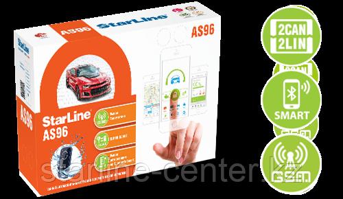 Автомобильная сигнализация StarLine S96 BT GSM GPS