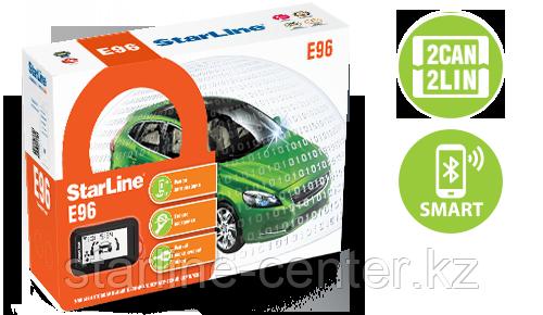 Автомобильная сигнализация StarLine E96 BT