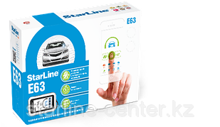 Автомобильная сигнализация StarLine E63