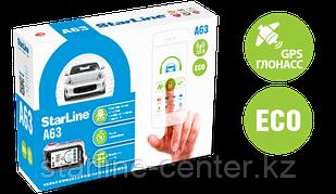 Автомобильная сигнализация StarLine A63 GSM ECO
