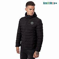 Зимняя спортивная куртка BUTZ черная, фото 1