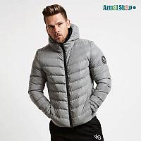 Зимняя куртка от VQ серая