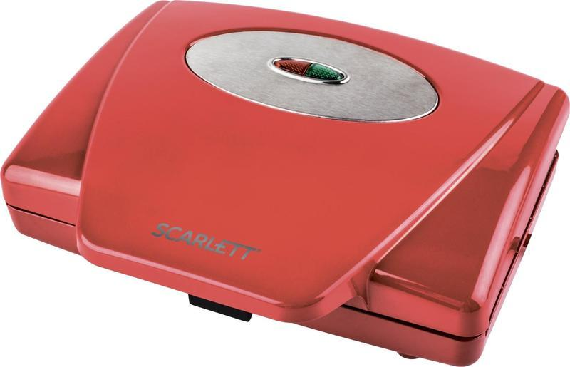 Сэндвичница Scarlett SC-TM11036 Red