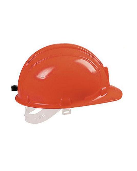 Каска шахтерская оранжевая
