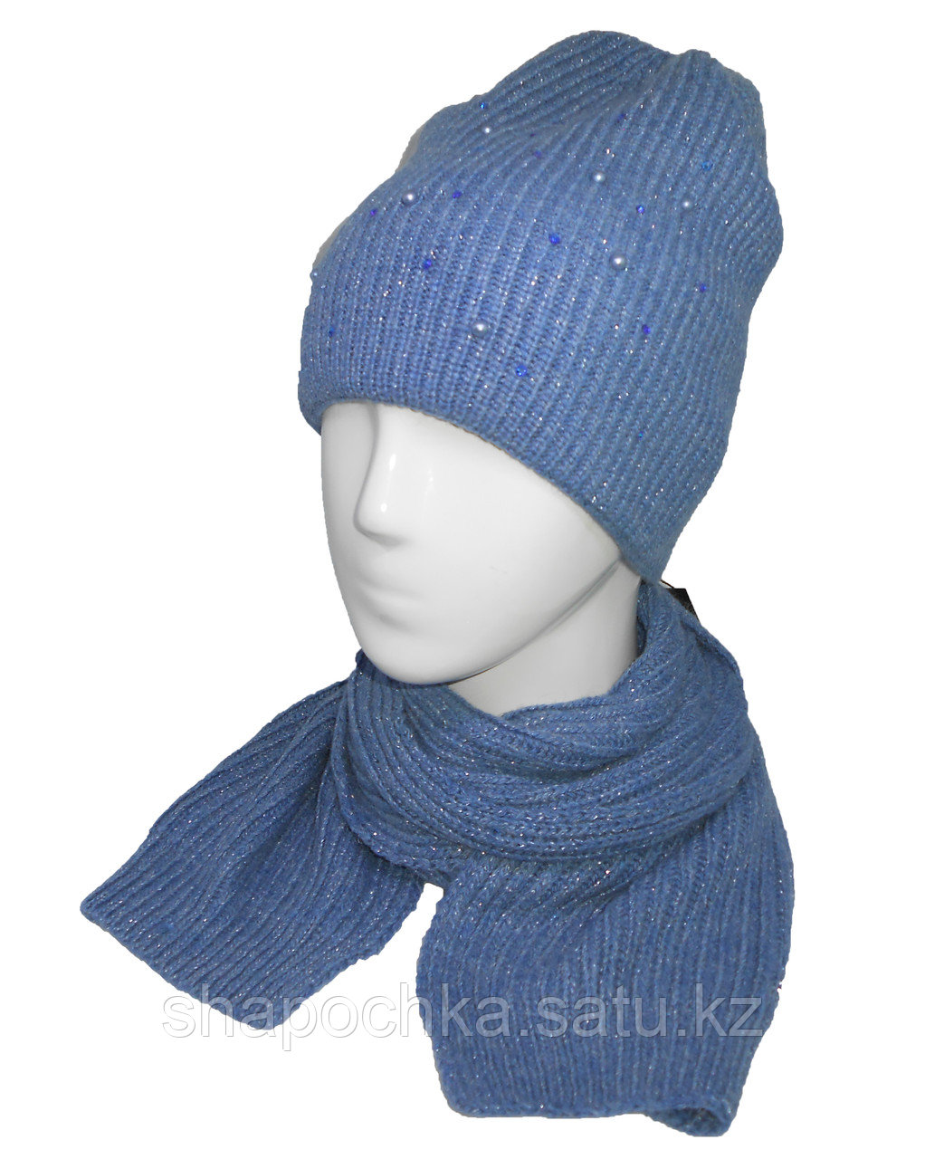 Шапка+шарф YSG 668