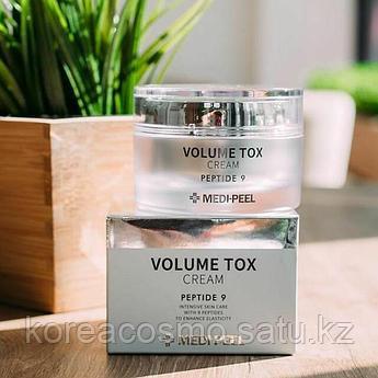 Крем с 9 Пептидами Повышающий Эластичность и Упругость Medi-Peel Volume TOX Cream 50мл
