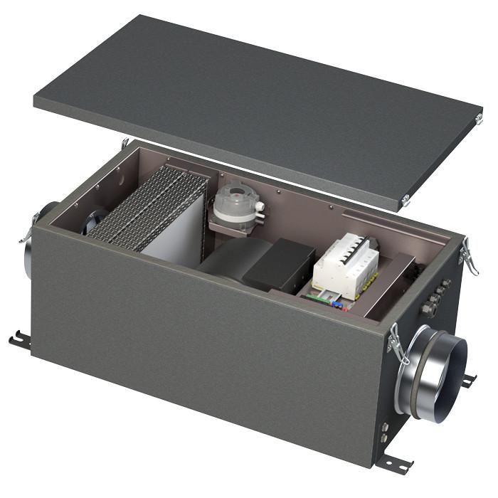 Компактная приточная установка КЭВ-ПВУ65E