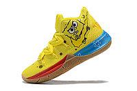 """Игровые кроссовки Nike x Nikelodeon Kyrie 5 """"Spongebob/Patrick"""" (40-46), фото 3"""