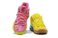"""Игровые кроссовки Nike x Nikelodeon Kyrie 5 """"Spongebob/Patrick"""" (40-46), фото 5"""