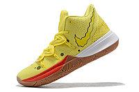"""Игровые кроссовки Nike x Nikelodeon Kyrie 5 """"Spongebob"""" (32-46), фото 2"""