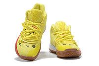 """Игровые кроссовки Nike x Nikelodeon Kyrie 5 """"Spongebob"""" (32-46), фото 4"""