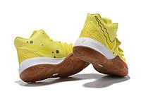 """Игровые кроссовки Nike x Nikelodeon Kyrie 5 """"Spongebob"""" (32-46), фото 5"""