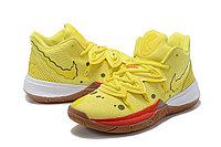 """Игровые кроссовки Nike x Nikelodeon Kyrie 5 """"Spongebob"""" (32-46), фото 6"""