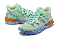"Игровые кроссовки Nike x Nikelodeon Kyrie 5 ""Squidward"" (32-46), фото 5"