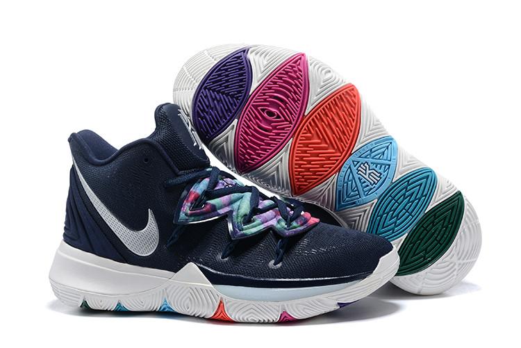 """Игровые кроссовки Nike Kyrie 5 """"Multicolor"""" (32-46)"""