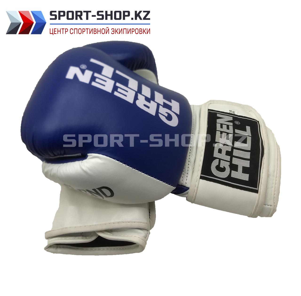 Боксерские перчатки GREEN HILL (LEGEND)