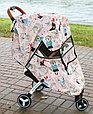 Дождевик в коляску  лиса, фото 5