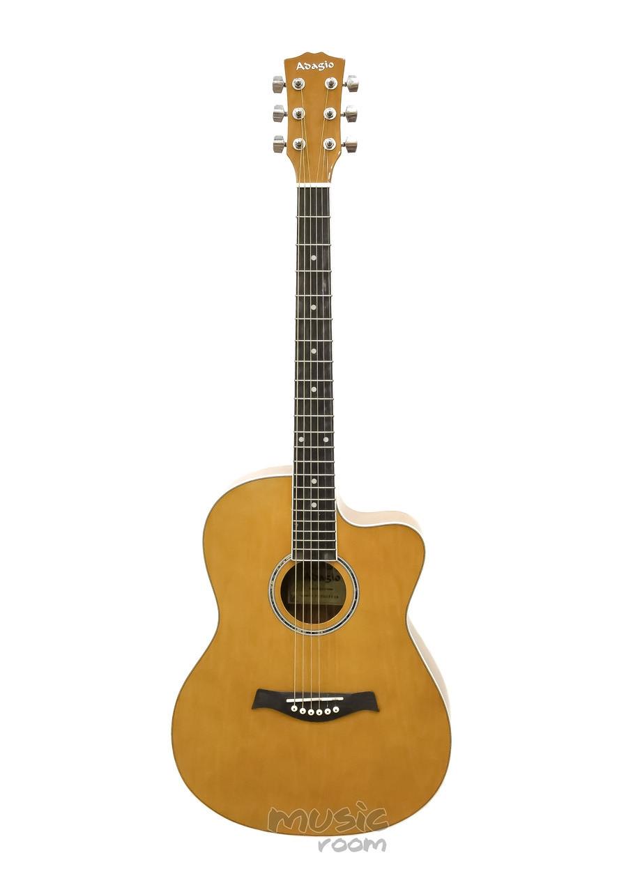 Акустическая гитара Adagio MDF-3917BR