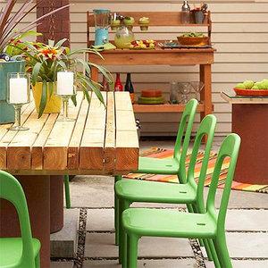 садовая и пляжная мебель, общее