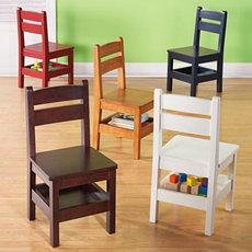 Детские стульчики и табуретки