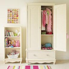 Детские шкафы и стеллажи