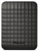 Внешний HDD Seagate (Maxtor) 1TB STSHX-M101TCBM 2.5 M3 Portable USB 3.0 External Black