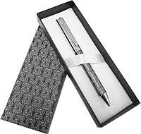 Ручка металлическая в упаковке (чёрная)