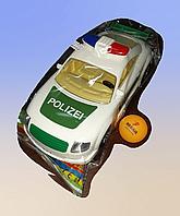 Инерционная машина,  Полиция, пластмасса, Полесье.